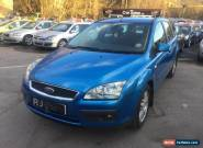 2006 Ford Focus 1.6 Ghia 5dr [115] 5 door Estate  for Sale